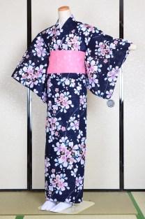 Japanese women yukata kimono. Summer kimono. – Kimono yukata ...