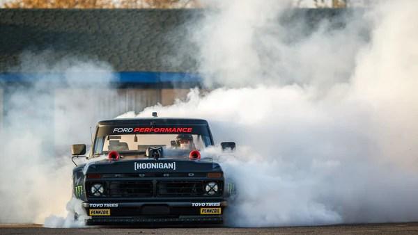 Ford Mustang Race Car Wallpaper Ken Block S Gymkhana Ten The Ultimate Tire Slaying Tour