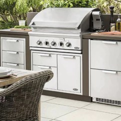 Grill For Outdoor Kitchen Aid Gas Stove Bbq Outfitters Your Perfect You Can T Help But Admire It S Shiny Stainless Steel Exterior And Untainted Cooking Grids Heck Don Even Want To Cook On