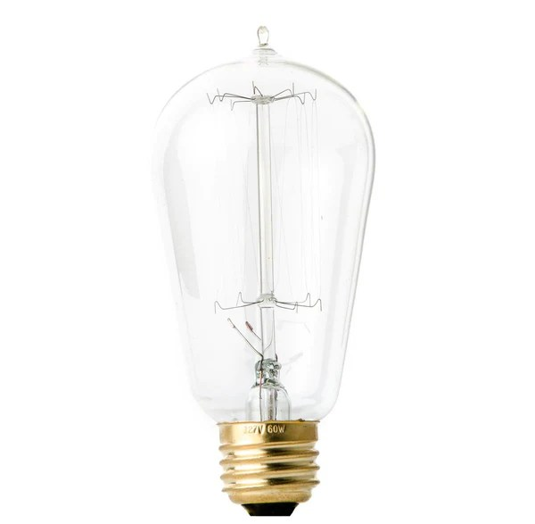 wiring a light bulb to plug