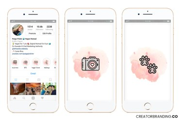 highlight instagram icons highlights story pink stories suggest completely starting themes choose brand would
