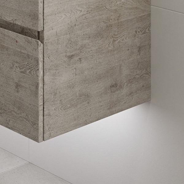 timberline under cabinet lighting kit installed