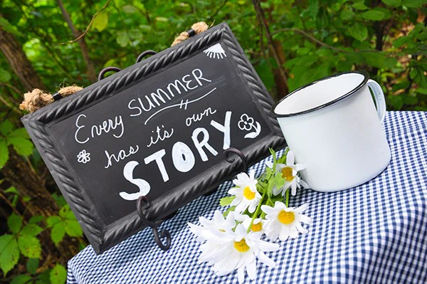 summer camping sayings