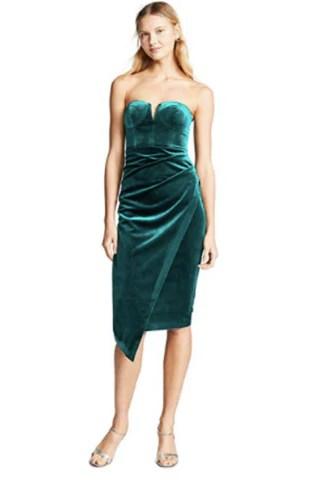 Yumi Kim Women's Velvet Allure Dress