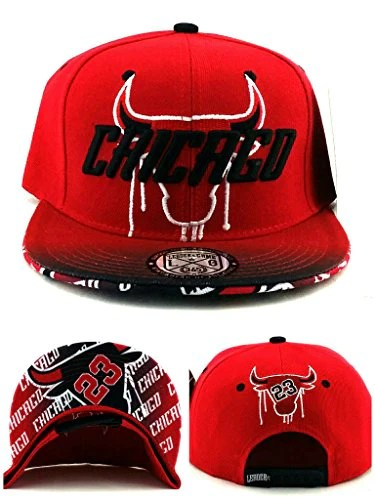 Chicago Leader Of The Game Youth Shadow Drip Snapback Hat The Hat Store Usa