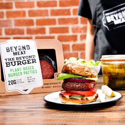 Beyond Meat The Beyond Burger 2.0 - Protteina Foods