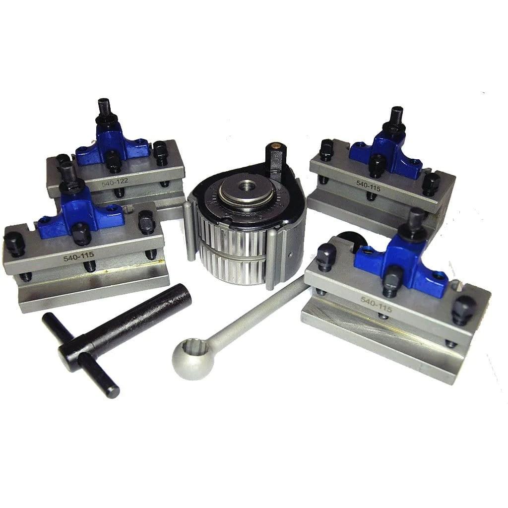 Standard Lathe Tool Post