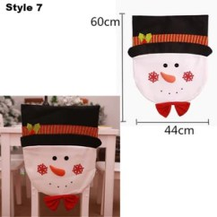 Crochet Christmas Chair Covers Safety First High Seat Cute Inspiredmore