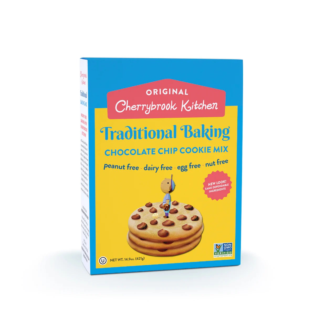 cherrybrook kitchen where can i buy an island for my allergy free chocolate chip cookie mix allergen peanut hudson river foods