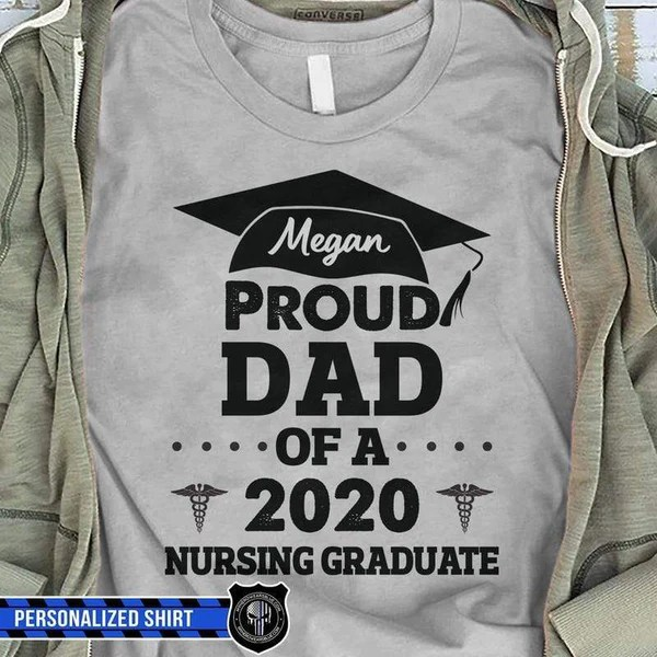 Personalized Gifts For Police Officers Proud Mom Dad Of