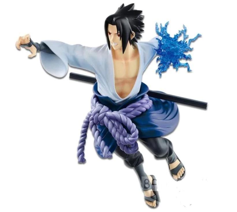 Naruto Shippuden Uchiha Sasuke Action Figure Jfigures