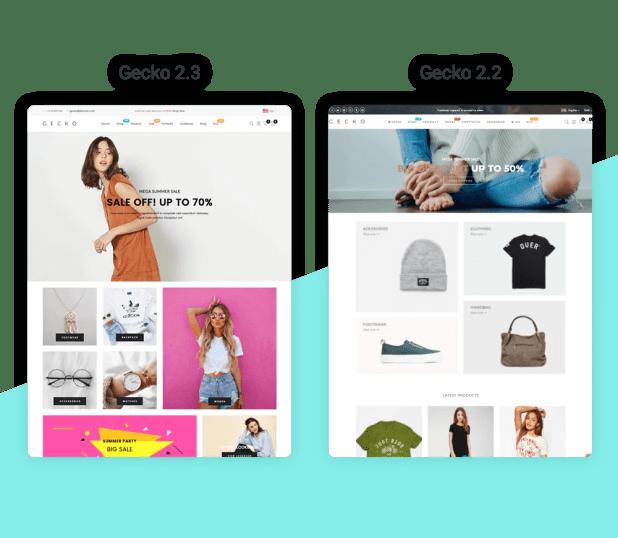 Gecko - Responsive Shopify Theme - 2