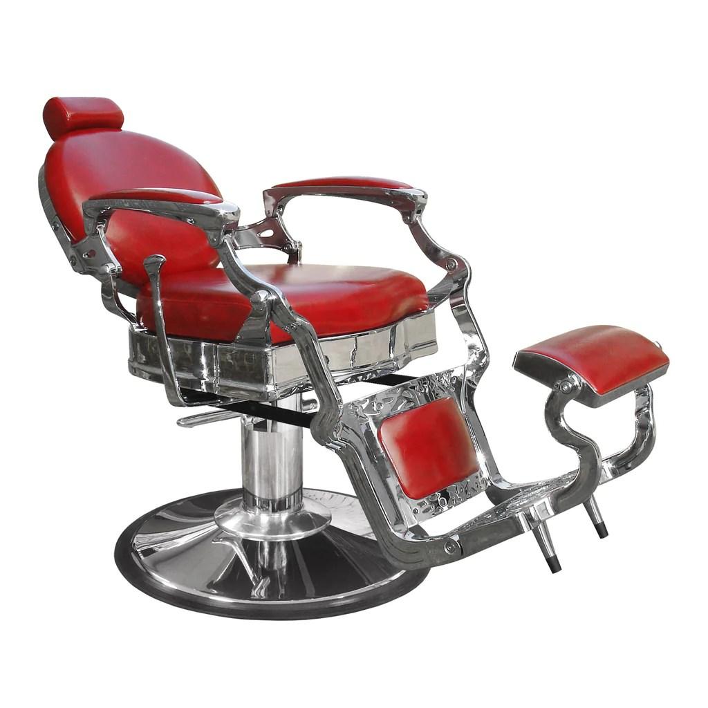 Red Barber Chair Princeton Barber Chair
