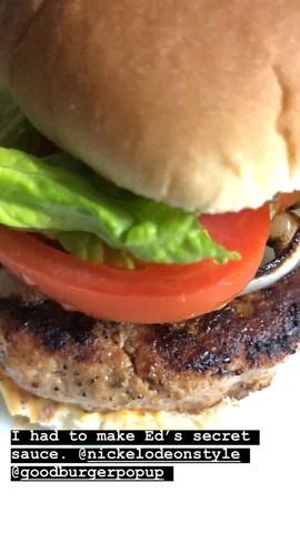 Good Burger 2 Movie : burger, movie, Secret, Sauce, Inspired, Burger, Movie, Jalen's, Bakery