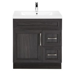 Cutler Kitchen And Bath Commercial Sink Faucet Classic Transitional 30 In Bathroom Vanity