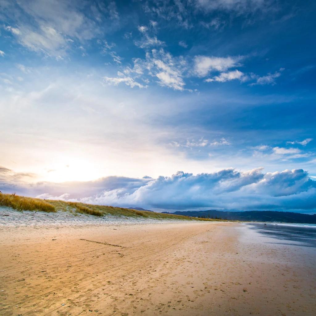 beach exploration omaha