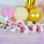 How To Create An Amazing 1st Birthday Balloon Hoop Decoration Blog Uk