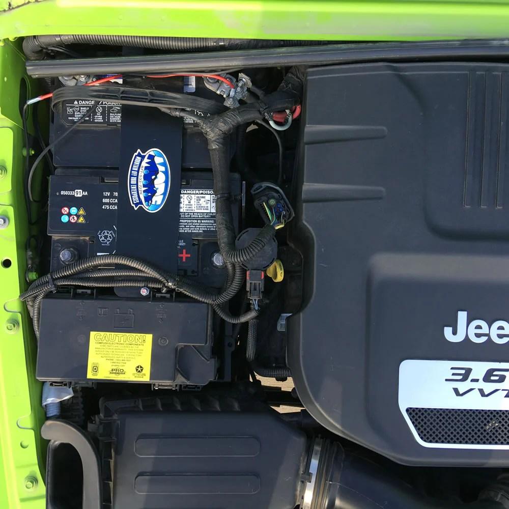 medium resolution of dual battery tray 12 jk m o r e