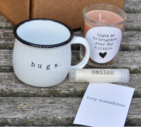Care Package For Boyfriend Or Girlfriend Canadian Care