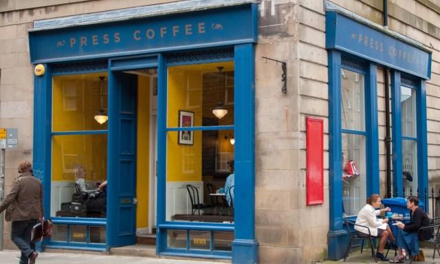 Edinburgh Calling Square Mile Coffee