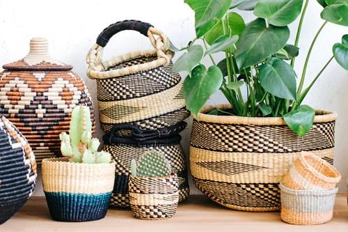 baskets amsha