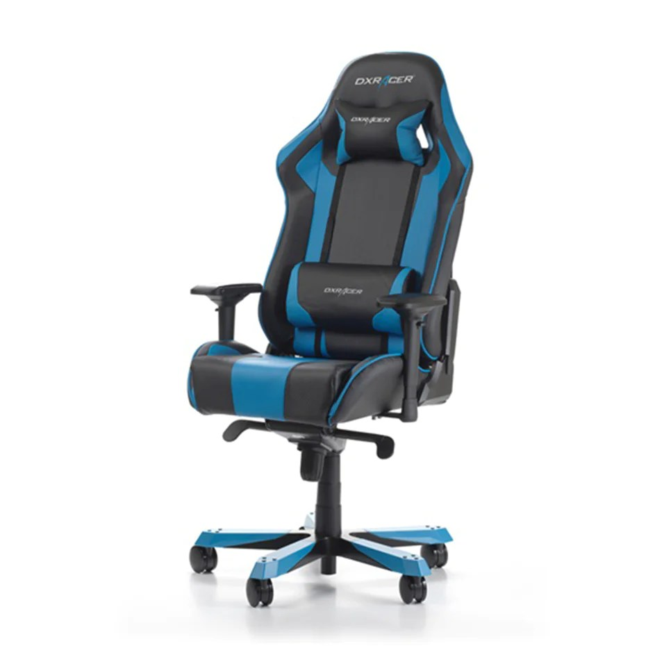 Dxracer Office Chair Dxracer King Series Oh Ks06 Large Size Seat Office Chair Gaming Ergonomic With Included Head And Lumbar Support Pillows