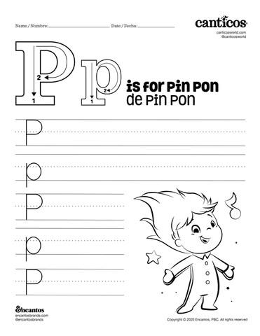 Pin Pon Canticos : canticos