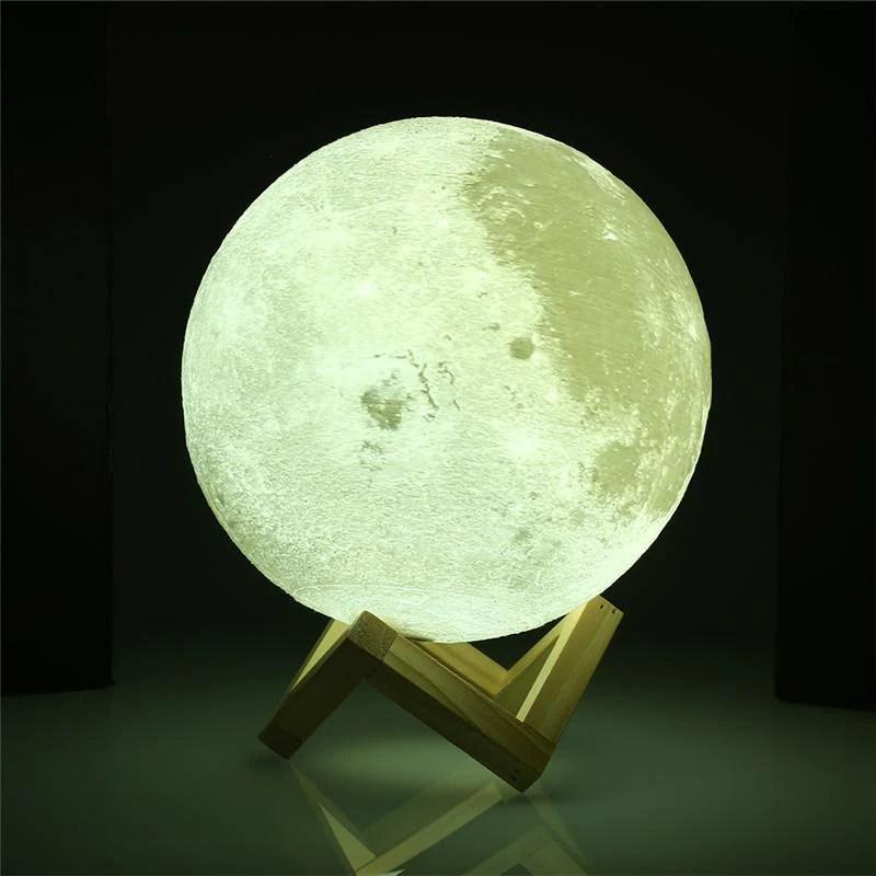 Maan Nachtlamp  Verlichting  Science Factory