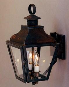 jericho outdoor wall lantern 45301