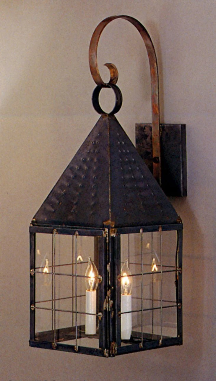 jamestown outdoor wall lantern cw57921