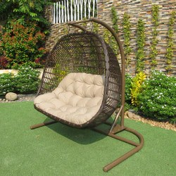 swing chair sydney track accessories havana double hanging osmen outdoor furniture egg atc metro free delivery