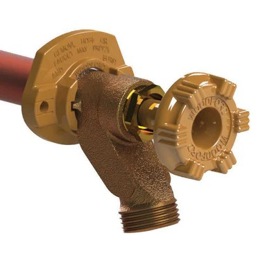 woodford model 14 no anti siphon outdoor faucet cp 1 2 in male pipe thread x 1 2 in female sweat 4 in