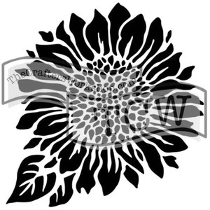 TCW575 Joyful Sunflower