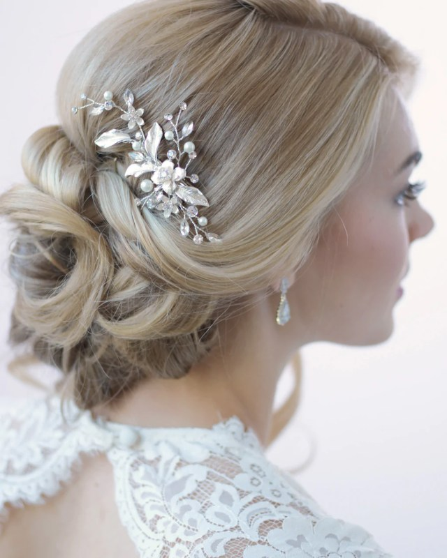 shop bridal headpieces, veils, bridesmaid & wedding jewelry