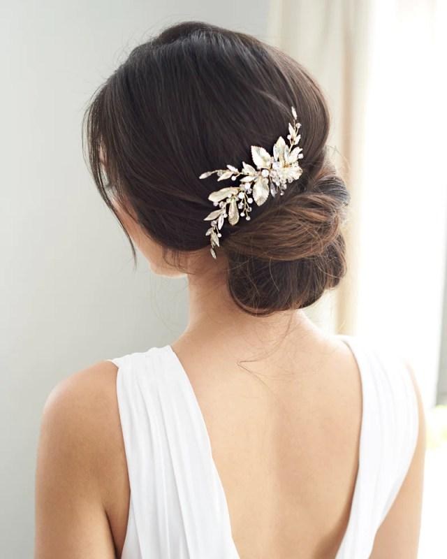 liliana bridal hair clip