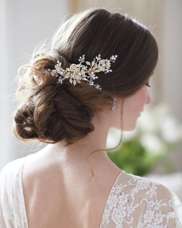 rosalina bridal hair clip