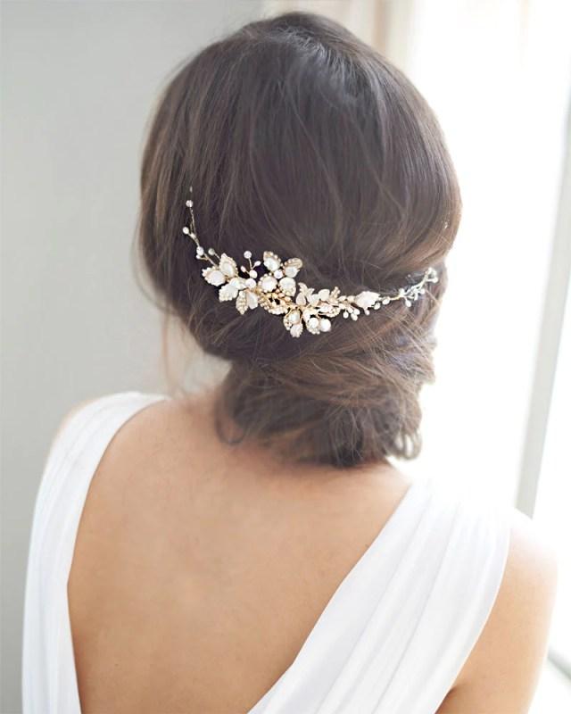 bridal hair vines - shop wedding headpieces | usabride