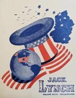 1940's WWII War Ration OPA Menu Jack Lynch Walton Roof Philadelphia Pennsylvania