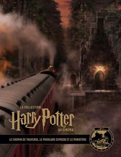 Harry Potter Chemin De Traverse : harry, potter, chemin, traverse, Collection, Harry, Potter, Cinéma, Chemin, Traverse, Revenson, Livres, Librairie-Boutique, Vénus