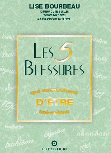 5 Blessures Qui Empêchent D être Soi Même : blessures, empêchent, être, même, BLESSURES, EMPECHENT, D'ETRE, SOI-MEME, BOURBEAU, Livres, Librairie-Boutique, Vénus