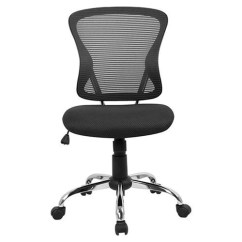 Office Chair Nz Lightweight Camp Chairs Mesh Midb Back Black Discount Supplies At Everyday Low Prices