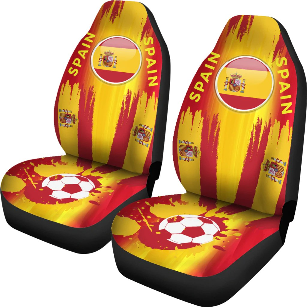 Chair In Spanish Seat Covers Spanish National Football Team