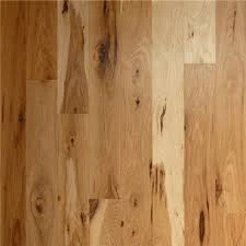 60 Tread Covers Right Hand Return Hickory Unfinished   Unfinished Hickory Stair Treads   Stair Nosing   Stairtek   Flooring   Stair Parts   Wood