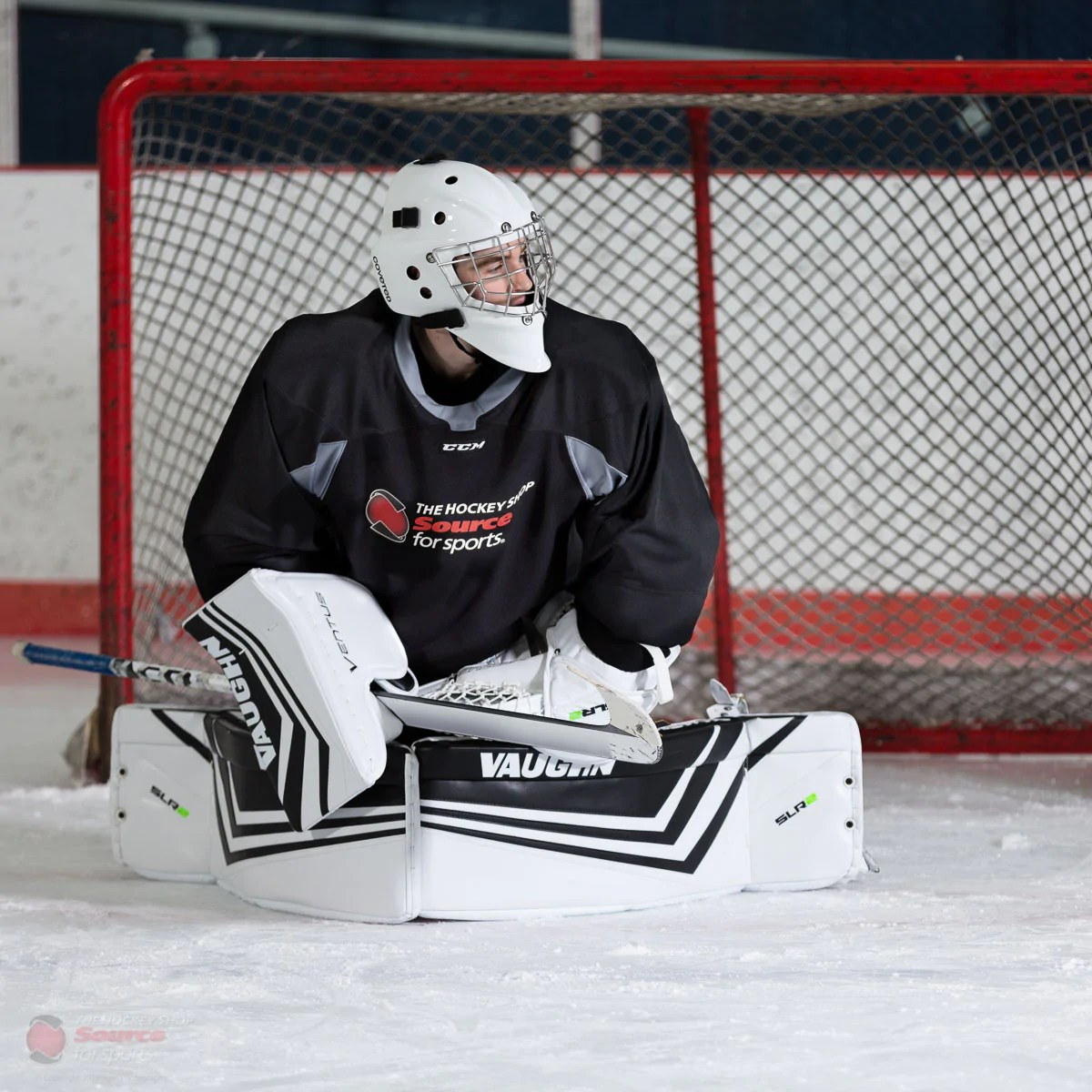 Vaughn Slr2 Pro Carbon Leg Pad Review The Hockey Shop