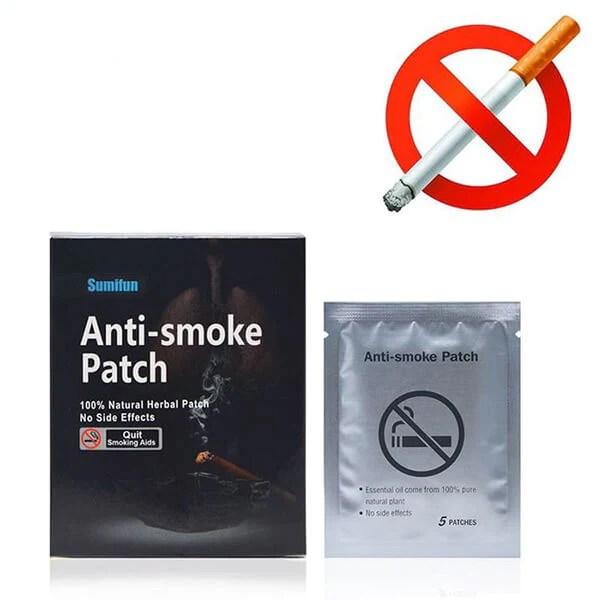 patch pour arreter de fumer anti smoke