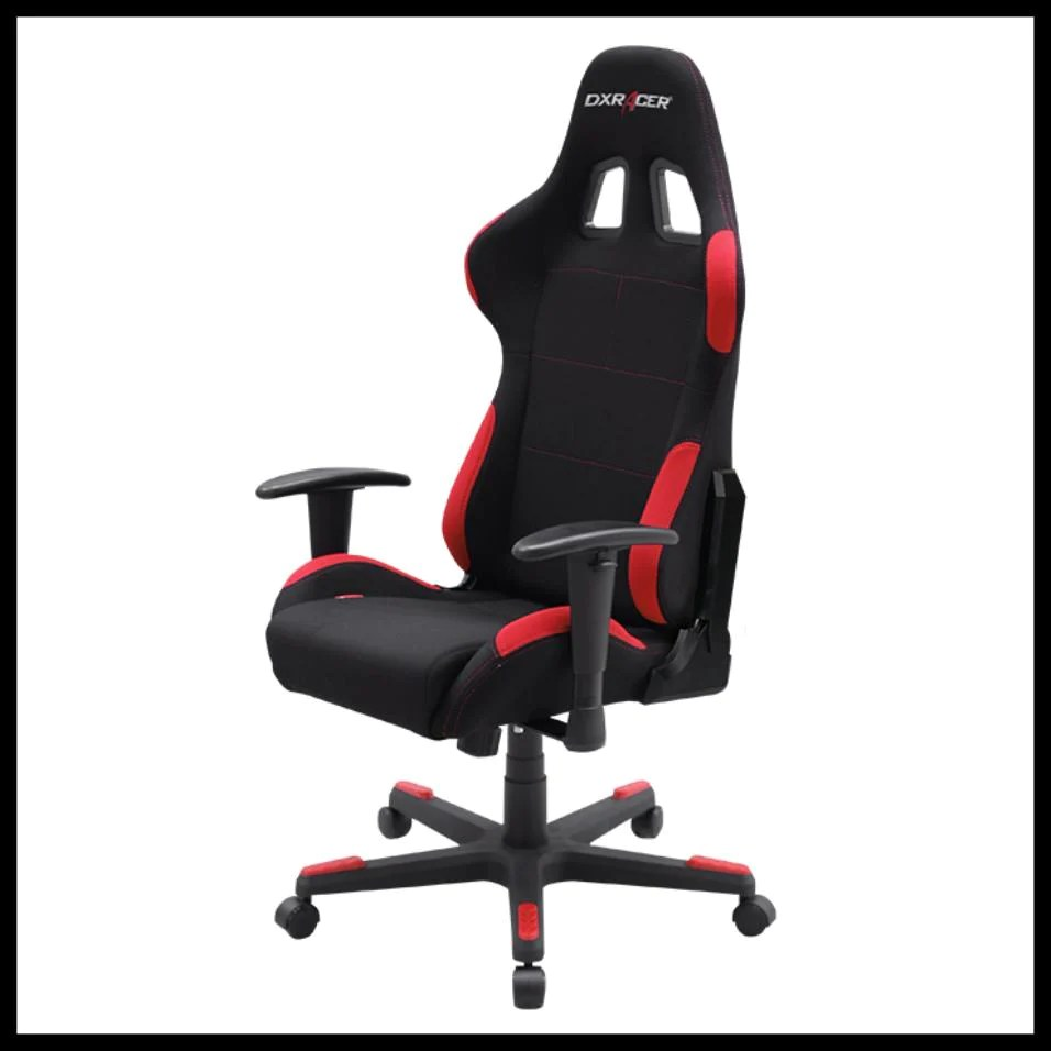 Dxr Chair Dxracer Oh Fd01 Nr Black Red Formula Series Gaming Chair Gaming