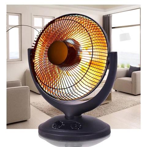 oscillating heater