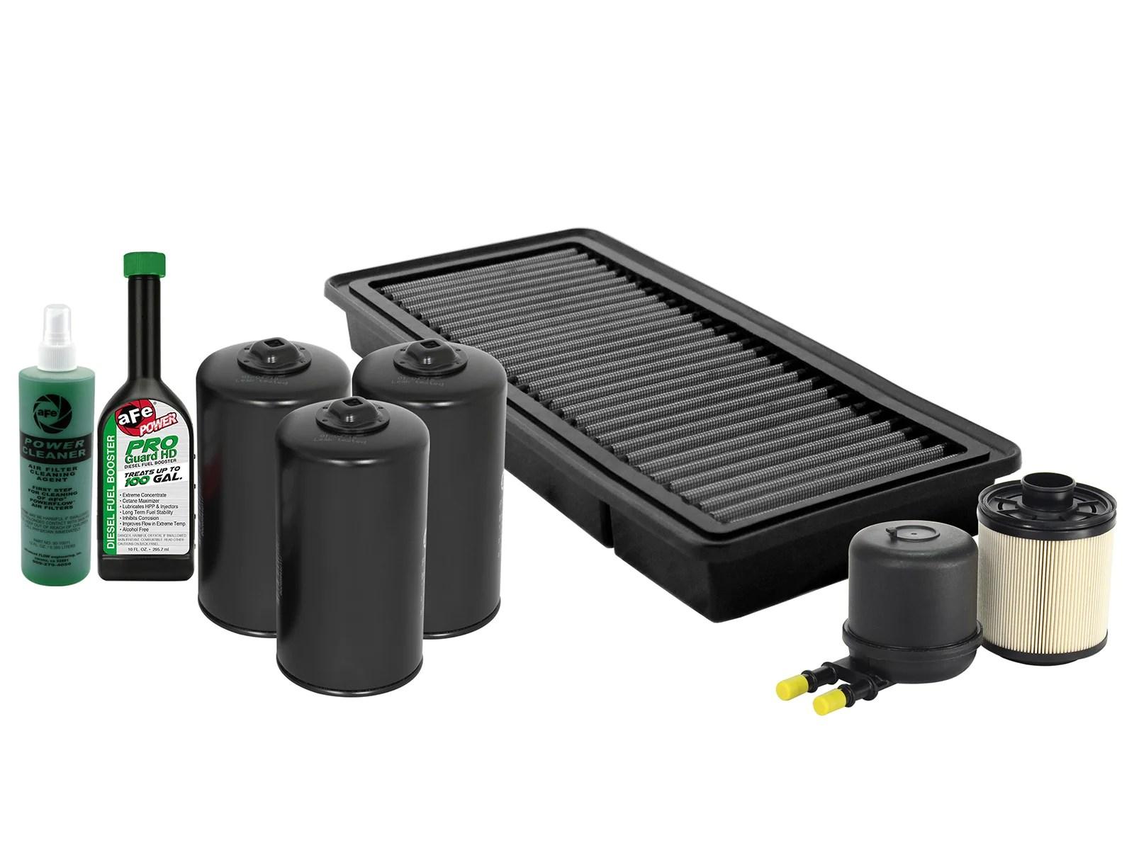hight resolution of afe power filter service package northwest diesel