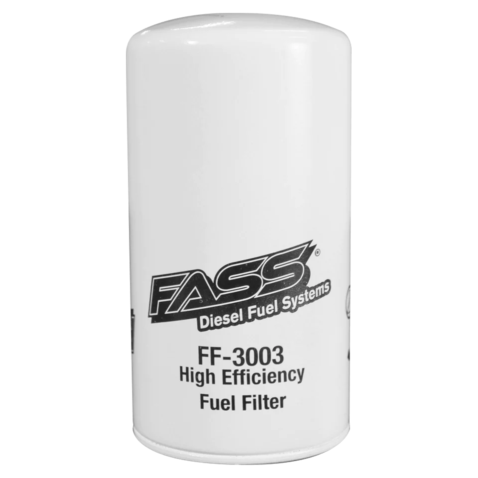 small resolution of fass fuel systems titanium fuel filter replacement northwest diesel