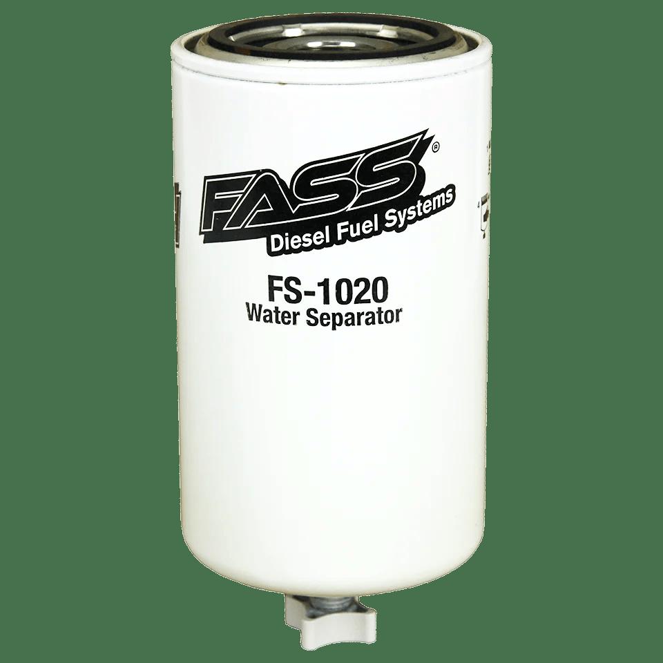 fass fuel systems titanium series fuel filter replacement water separator northwest diesel [ 960 x 960 Pixel ]
